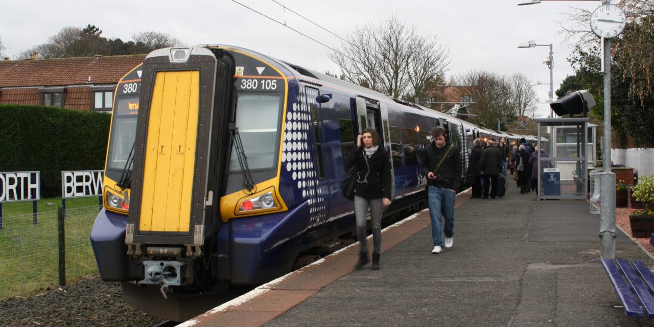 East Lothian is Scotland's second Community Rail Partnership