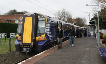 East Lothian is Scotland's second Community Rail Partnership