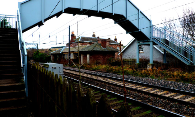 A new station for East Linton