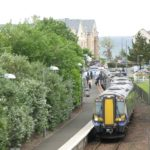 North Berwick Railway Station Poster: A brief history