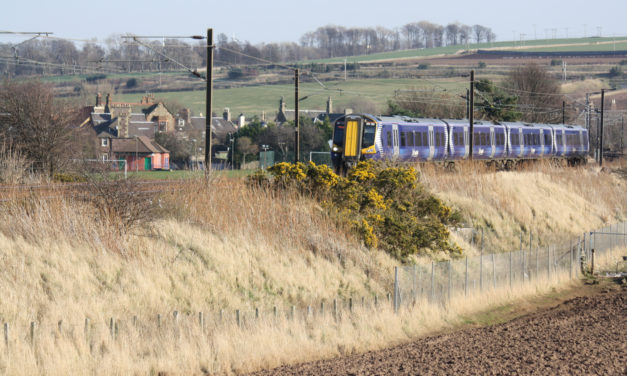 ScotRail outlines plans for East Lothian 2019-2024