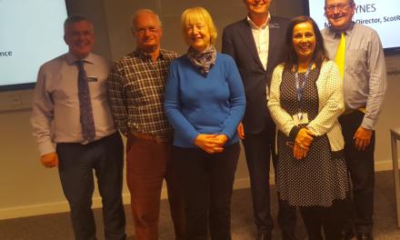 East Lothian Community Rail Partnership Annual Report 2018