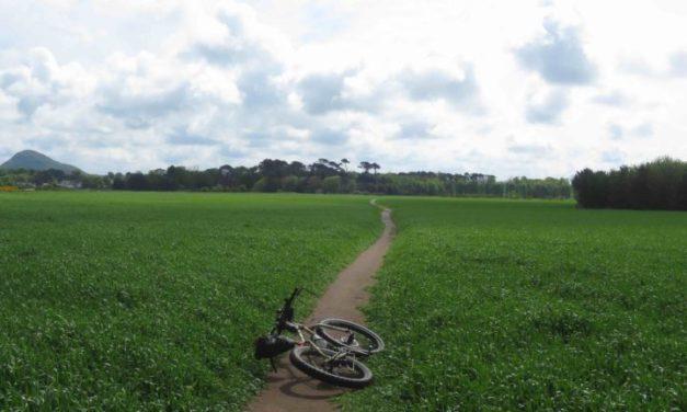 Dunbar to North Berwick by bike