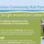 Helping you get around East Lothian by Train